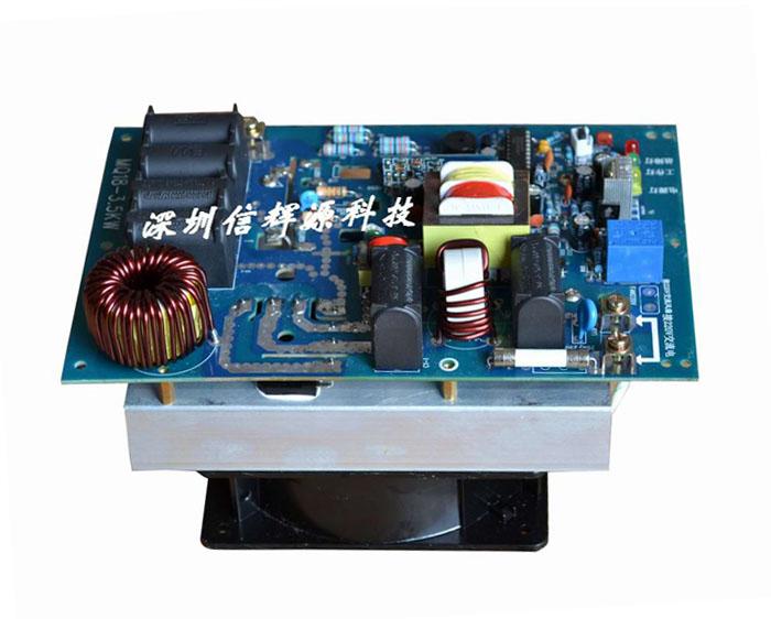 深圳3.5kw电磁加热控制板高效节能,信辉源科技专业供应电磁加热器系列產品,公司具有良好的市场信誉,专业的销售和技术服务团队,凭着经营电磁感应加热器系列多年经验,熟悉并了解电磁加热器系列市场行情,迎得了国内外厂商的一致好评,欢迎来电来涵洽谈交流! 技术参数: 1:外形尺寸:207*138*115(长*宽*高) 2:工作电压:220V 3:功率(可调):2500W-3500W 4:负载电感量:10010uH(用胜利牌的BICTOR6243+电感表测量)约(13米左右) 5:转换效率>90% 6:工作频